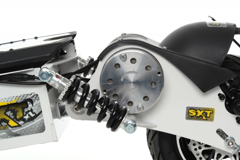 Elektrinis paspirtukas SXT 1000 XL EEC Turbo white