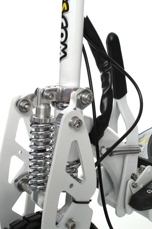 Elektrinis paspirtukas SXT 1000 TURBO white