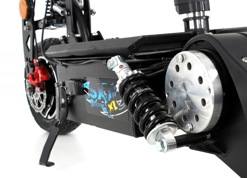 Elektrinis paspirtukas SXT 1000 XL EEC Turbo black